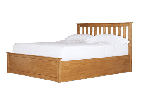 Phoenix Storage Double Bed