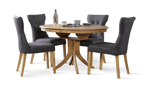 Hudson & Bewley Dining Set