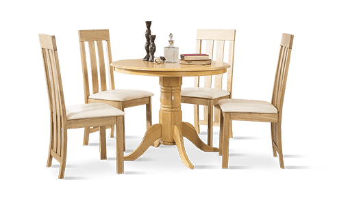 Kingston & Chester Dining Set