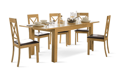 Hamilton & Kendal Dining Set