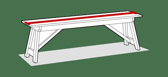 Overall length