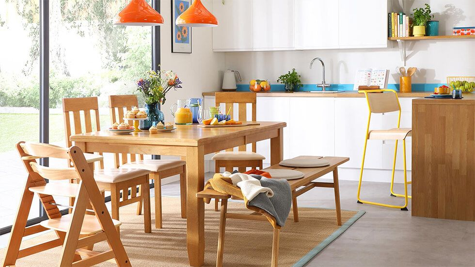 Create a colourful summer staycation with the family