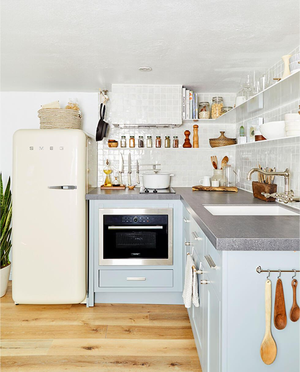 10 Of The Best Design Ideas For A Small Kitchen With Big Impact Inspiration Furniture And Choice