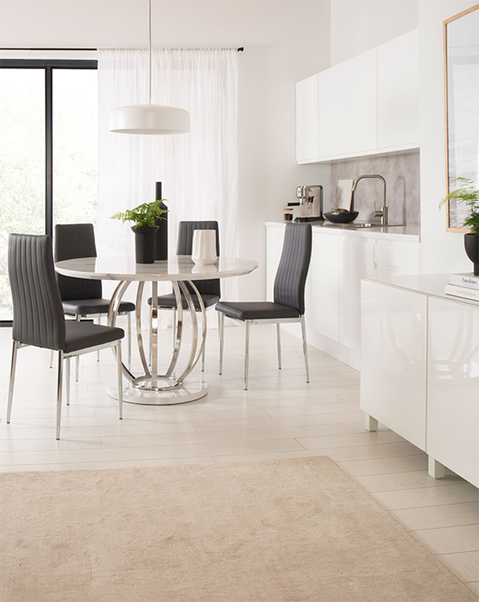4 Easy Ways A Stunning Marble Table Can Change Your Space Inspiration Furniture And Choice