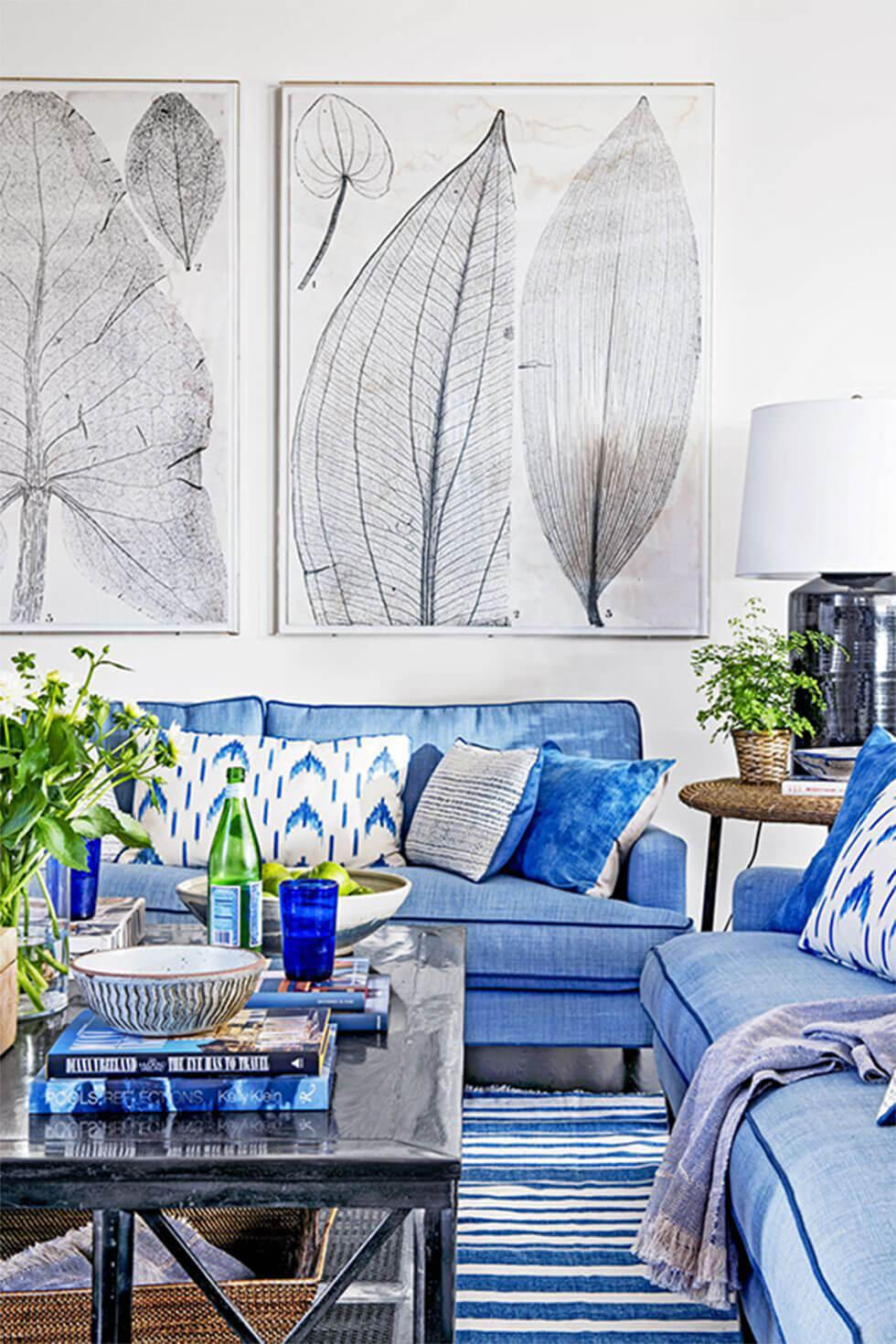 8 Cool Ideas For Blue Living Room Ideas From Tranquil To Vibrant Inspiration Furniture And Choice