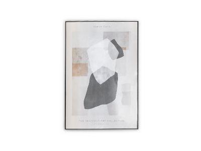 Paper Cuts No1 Poster - Desenio