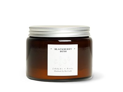 Blackberry Bush Candle - Embers and Roots