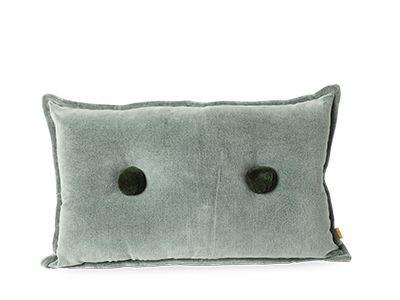 Velvet Boudoir Cushion - Joe Browns