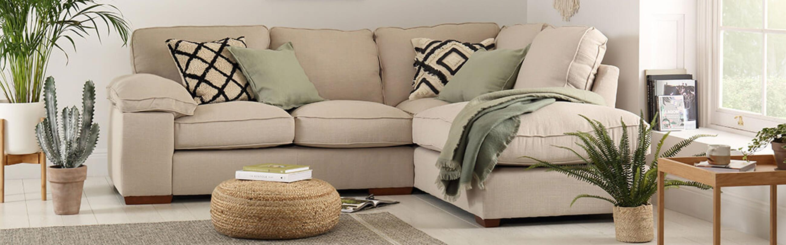 How To Style A Corner Sofa Inspiration Furniture And Choice