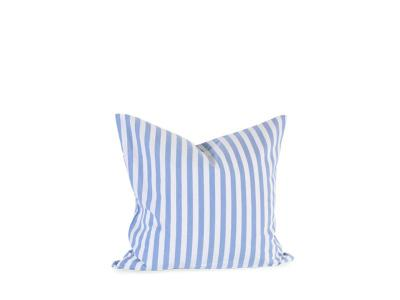 Blue Striped Pillow Cases