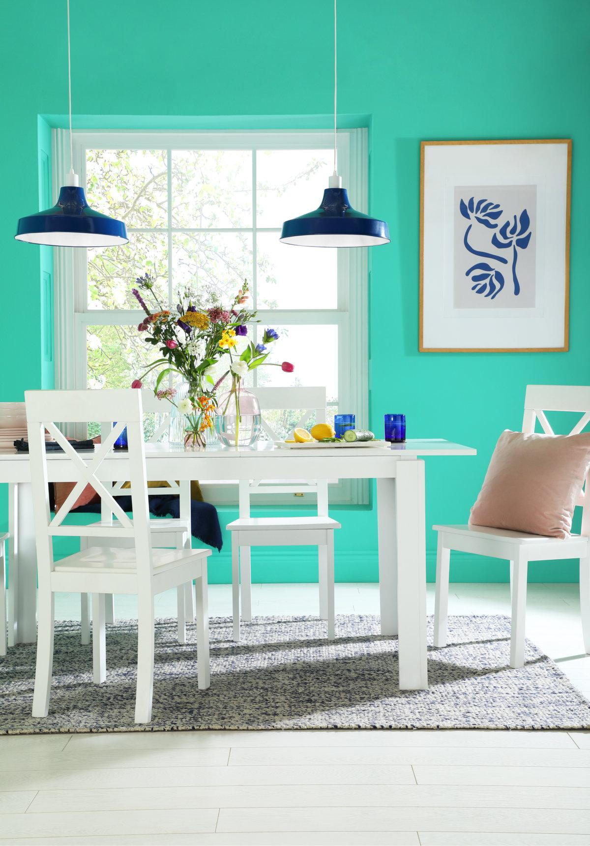 Aspen Table and Kendal Chairs - Brighter Days