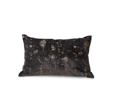 Distressed Velvet Cushion