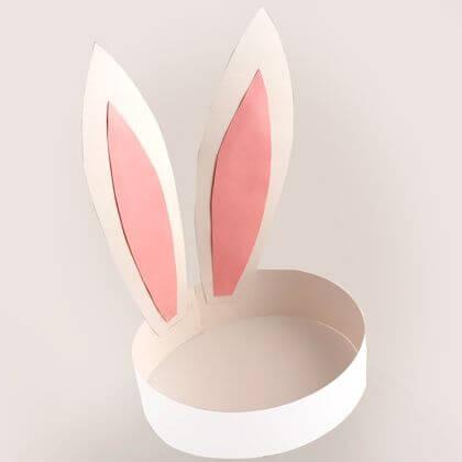 Rabbit headband.