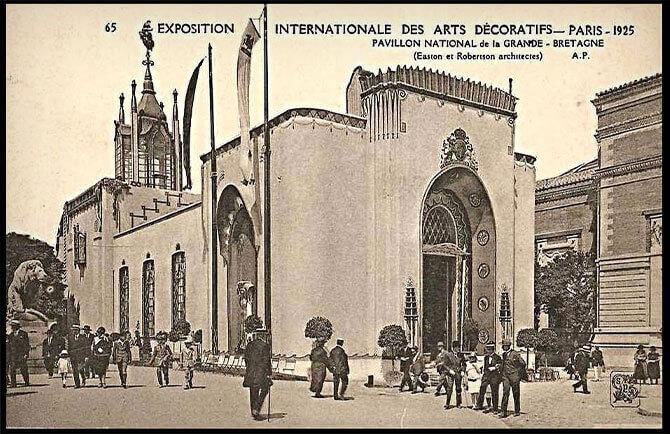 Exposition Internationale des Arts Décoratifs et Industriels Modernes