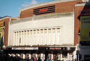 The Hammersmith Apollo
