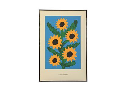 Sunflower Poster - Juniqe
