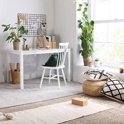 9 ways to design your workspace at home