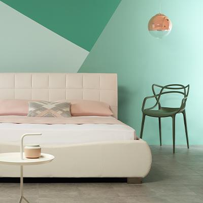 7 inspiring ideas for your bedroom walls