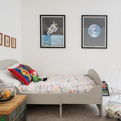 7 cool boys' bedroom ideas