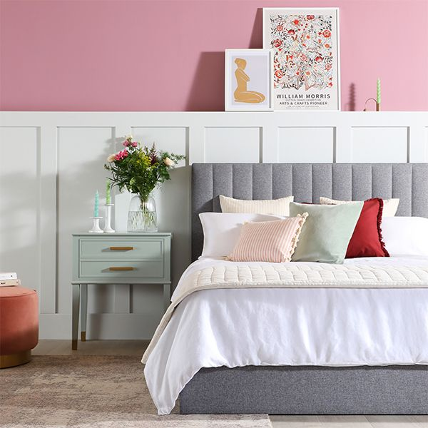 Colour Ideas: Styling zesty pastels at home