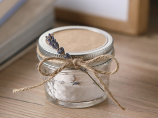 DIY: Natural air freshener