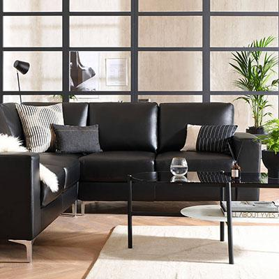 Fall in love with black: 5 cool ways to decorate with this shade