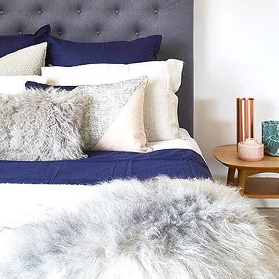 Peak cosiness: 6 easy tips to create a lagom bedroom this winter