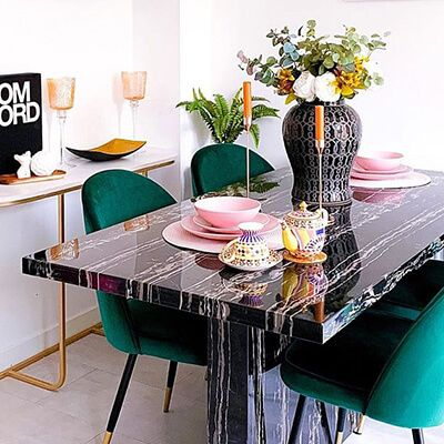 Homes We Love: Contemporary in colour