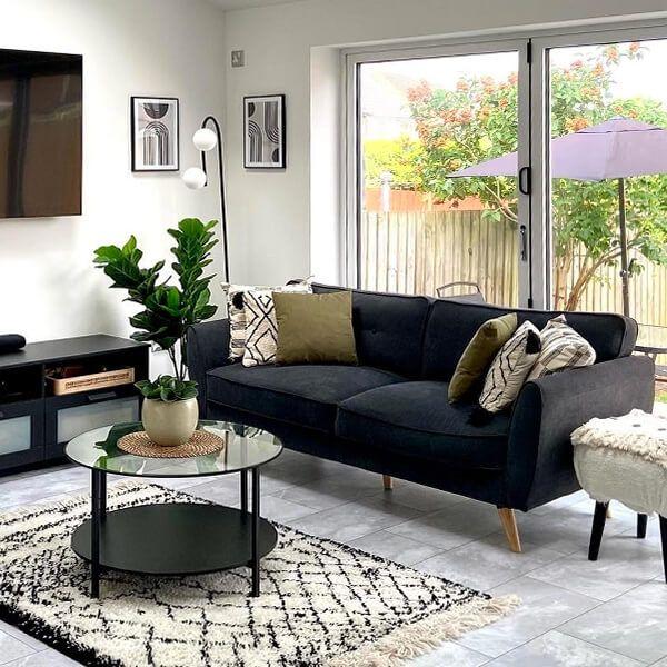 Homes We Love: A modern boho mix