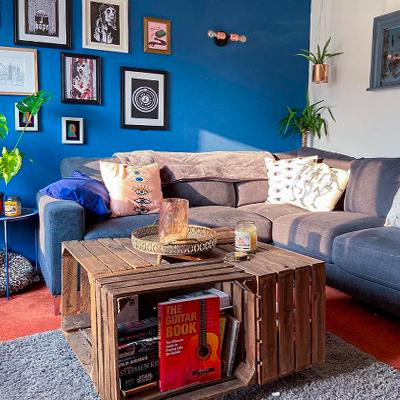 Homes We Love: How smart DIYs transformed this 1970s fixer-upper into a colourful home