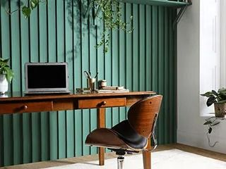 How to make it work: Dining tables as home office desks
