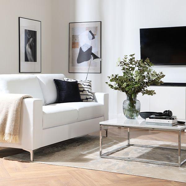 How to style modern sofas in 5 elegant ways