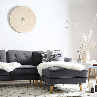How to: 6 ideas for an elegant, warm white living room