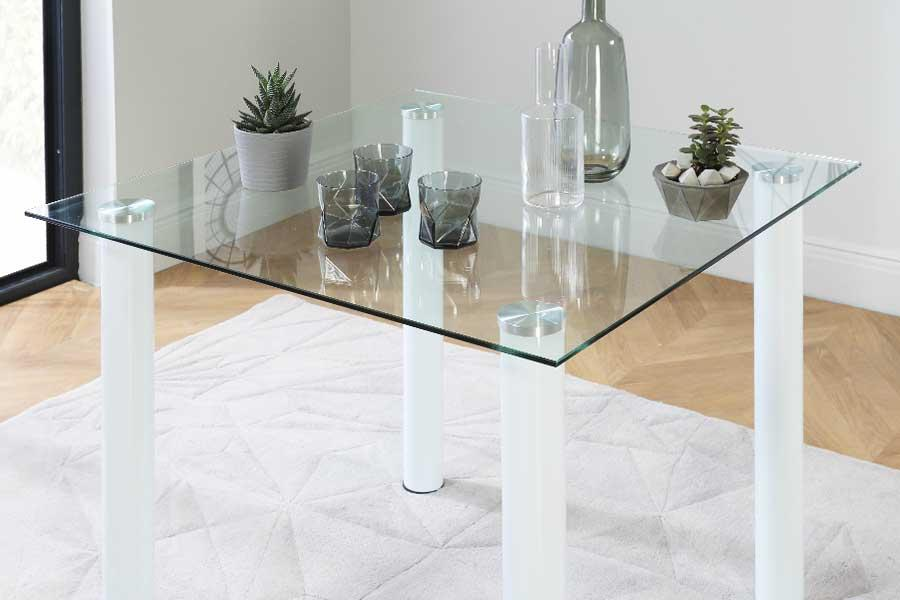 Small Glass Dining Tables Furniture And Choice